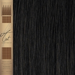 A-List Flat Tip, Pre Bonded Remy Human Hair Extensions Colour 2