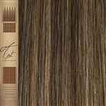 A-List Flat Tip, Pre Bonded Remy Human Hair Extensions Colour 5/18
