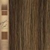 A-List Flat Tip, Pre Bonded Remy Human Hair Extensions Colour 5/27