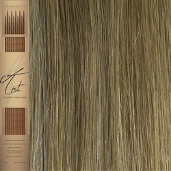 "A List Flat Tip, Pre Bonded Remy Human Hair Extensions 22"" Colour 12/16/SB"