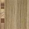 "A List Flat Tip, Pre Bonded Remy Human Hair Extensions 22"" Colour 16/22"