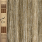 "A List Flat Tip, Pre Bonded Remy Human Hair Extensions 22"" Colour 18/SB"
