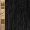 "A List Flat Tip, Pre Bonded Remy Human Hair Extensions 22"" Colour 2"