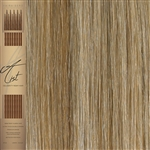 "A List Flat Tip, Pre Bonded Remy Human Hair Extensions 22"" Colour 27/SB"