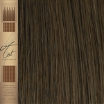 "A List Flat Tip, Pre Bonded Remy Human Hair Extensions 22"" Colour 8"