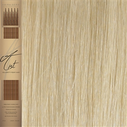 "A List Flat Tip, Pre Bonded Remy Human Hair Extensions 22"" Colour SB"