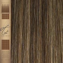 A-List I Tip Remy Hair Extensions Colour 5/18.