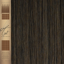 A-List I Tip Remy Hair Extensions Colour 6.