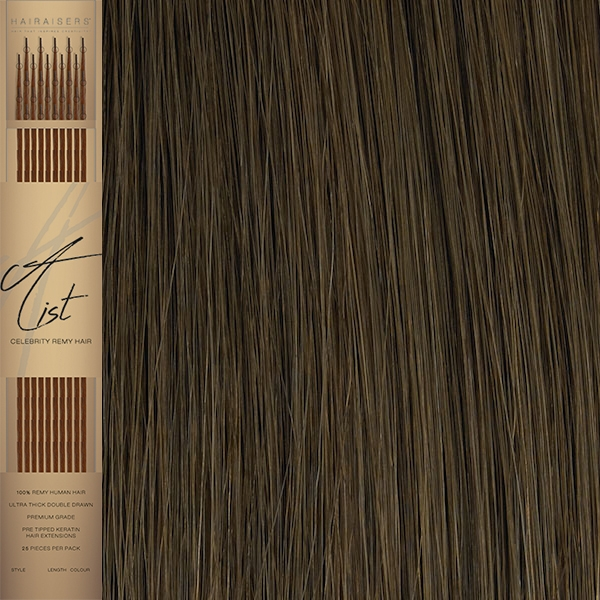 A List I Tip Remy Hair Extensions Colour 8 The A List By Hairaisers