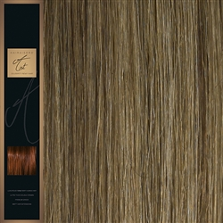 "A-List. 120 Grams Double Drawn Remy Hair Weft 18"" Colour 12/14"