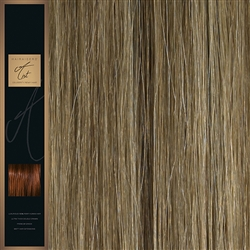 "A-List. 120 Grams Double Drawn Remy Hair Weft 18"" Colour 16/24/SB"