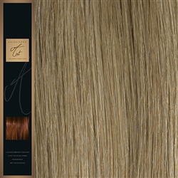 "A-List. 120 Grams Double Drawn Remy Hair Weft 18"" Colour 18/22"