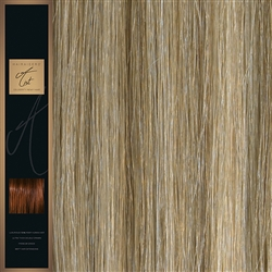 "A-List. 120 Grams Double Drawn Remy Hair Weft 18"" Colour 18/SB"
