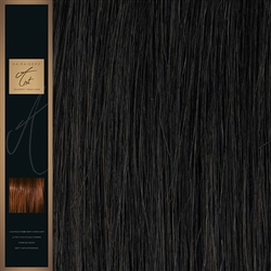 "A-List. 120 Grams Double Drawn Remy Hair Weft 18"" Colour 2"