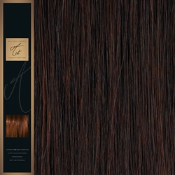 "A-List. 120 Grams Double Drawn Remy Hair Weft 18"" Colour 32"