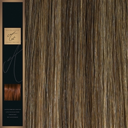 "A-List. 120 Grams Double Drawn Remy Hair Weft 18"" Colour 5/18"