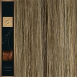"A-List. 120 Grams Double Drawn Remy Hair Weft 20"" Colour 14/24"