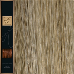 "A-List. 120 Grams Double Drawn Remy Hair Weft 20"" Colour 16/SB"