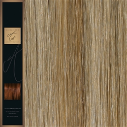 "A-List. 120 Grams Double Drawn Remy Hair Weft 20"" Colour 27/SB"