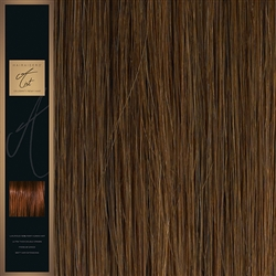 "A-List. 120 Grams Double Drawn Remy Hair Weft 20"" Colour 30"