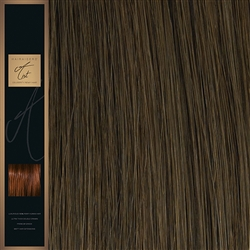 "A-List. 120 Grams Double Drawn Remy Hair Weft 20"" Colour 8"