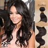 Brazilian Body Wave Remy Human Hair Weft 100 Grams - 22 Inches Long