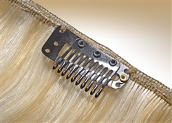 Salon Professional Clip In Hair Extension Clips 3.5CM