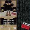 Brazilian Deep Wave Remy Human Hair Weft 280g Full Head