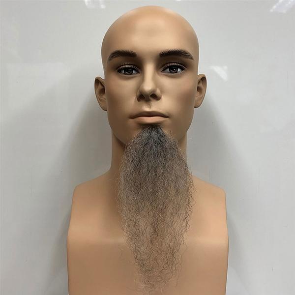 Fake Beards Theatrical Long Thin Chin Beard