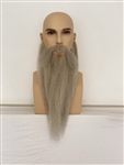 Gandalf from Lord of the Rings Beard and Moustache
