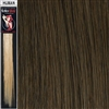 Colour Flash Clip In Human Hair Flashes 14 Inches Colour 8