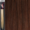 Colour Flash Clip In Human Hair Flashes 18 Inches Colour 33