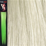Colour Flash 16 inches Synthetic Clip in Hair Extensions Colour Light Blonde