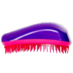 Dessata Detangling Hairbrush Purple & Fuchsia