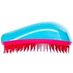 Dessata Detangling Hairbrush Turquoise and Fuchsia