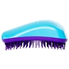 Dessata Detangling Hairbrush Turquoise and Purple
