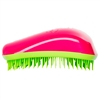 Dessata Detangling Hairbrush Fuchsia and Lime
