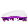 Dessata Detangling Hairbrush White and Purple