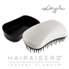 Dessata Mini Detangling Hairbrush White & Black
