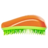 Dessata Detangling Hairbrush Orange and Lime