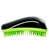 Dessata Detangling Hairbrush Black and Lime