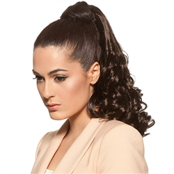 Hairaisers Ponytail Emerald