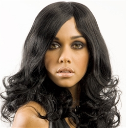 Indian Lace Mono Filament Top Human Hair Lace Front Wig by Hairaisers