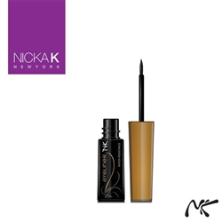 Black Liquid Eyeliner by Nicka K New York