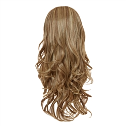 Live it Loud Volumising Hair Piece. Glamorous Curl Colour 27/SB