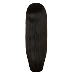 Live it Loud Volumising Hair Piece. Straight Colour 1