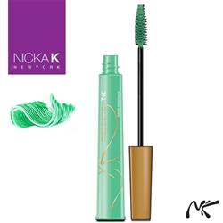 Green Eye Mascara by Nicka K New York