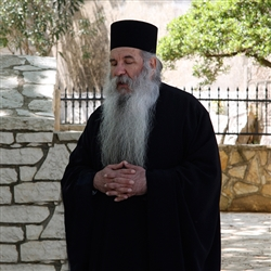 Orthodox Priest Beard and Moustache