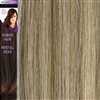 Modelgirl Partial Head Clip In Human Hair Extensions Colour 18/SB