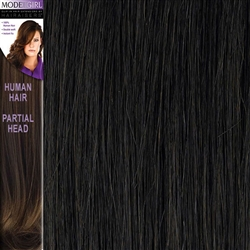 Modelgirl Partial Head Clip In Human Hair Extensions Colour 2